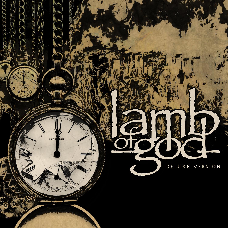 LAMB OF GOD réédition (2 CD + 1 DVD) de l'album éponyme le 26 mars via Epic Records 14647110
