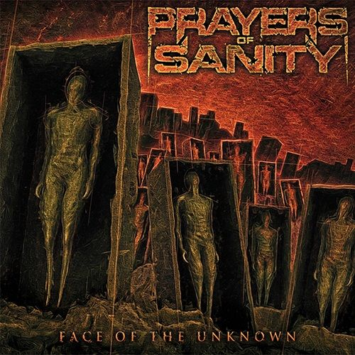 PRAYERS OF SANITY Face Of The Unknown (2017) Thrash PORTUGAL 14927510