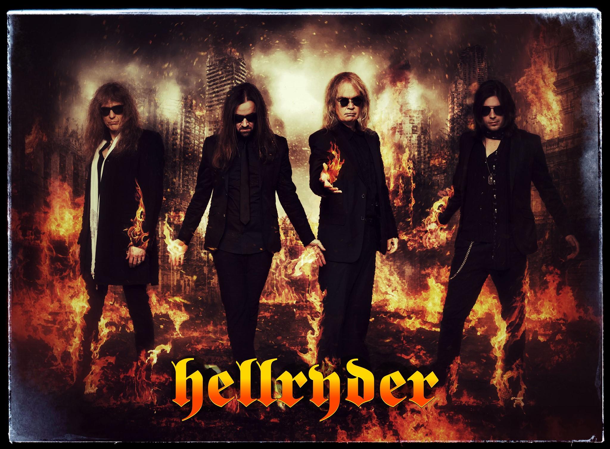 HELLRYDER (Heavy Metal)The Devil Is A Gambler, le 28 Mai 2021 14948210