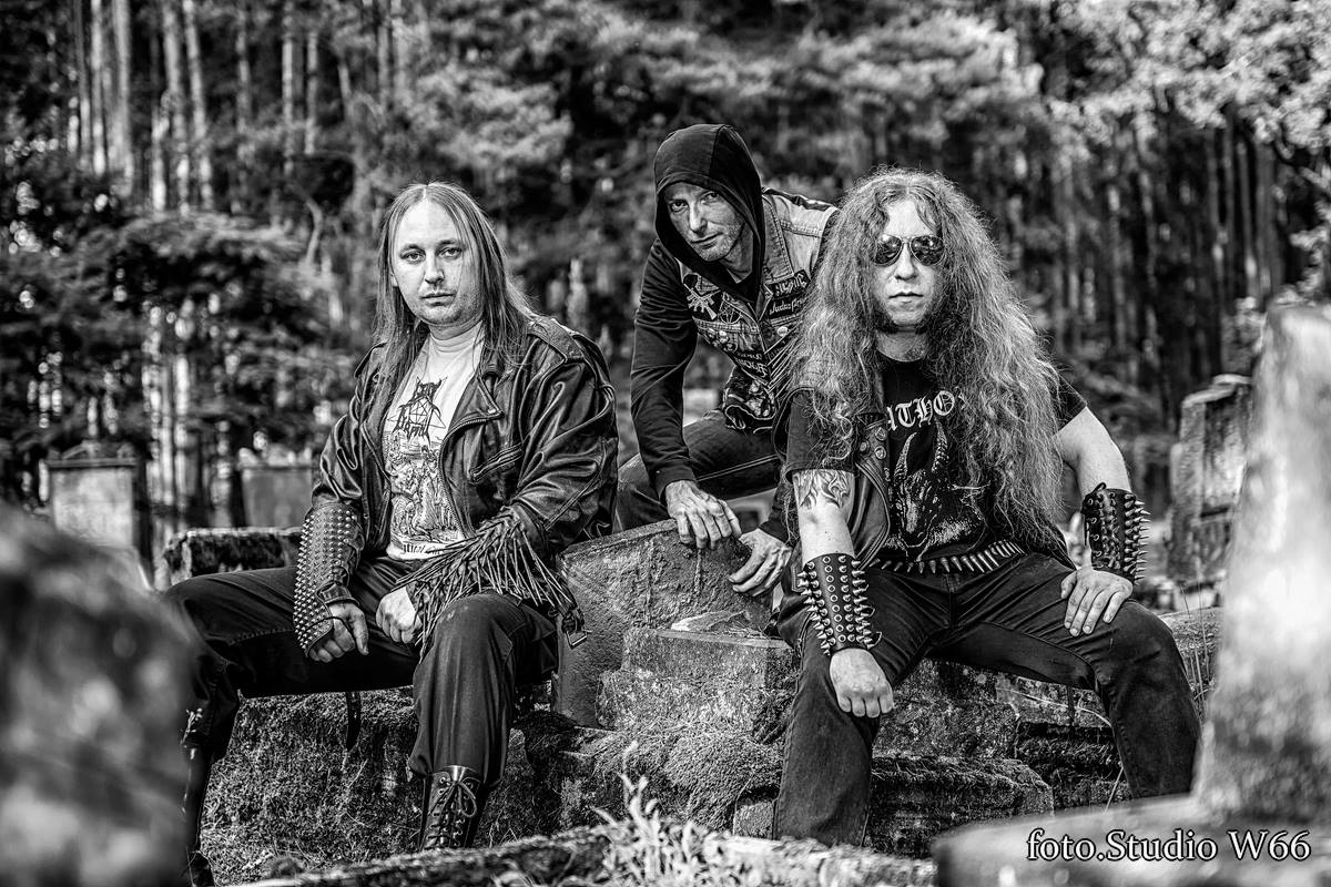 WARFIST Grünberger (2019) Black, Thrash Metal Pologne 14991010