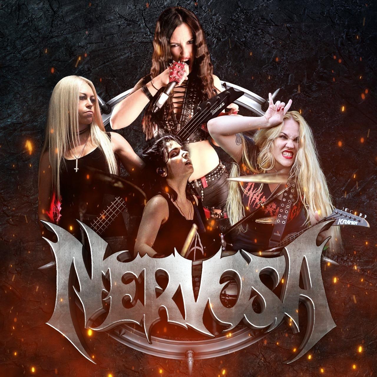 NERVOSA Perpetual Chaos (2021) Thrash Metal Brésil 15131410
