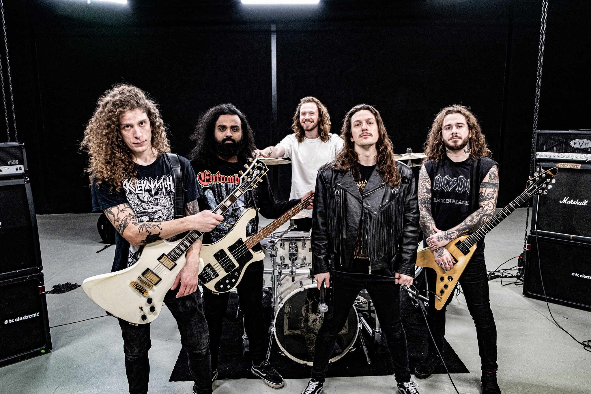BAEST Necro Sapiens (2021) Death Metal Danemark 15170211