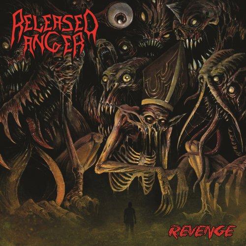 RELEASED ANGER Revenge (2017) Thrash Grèce 15173110