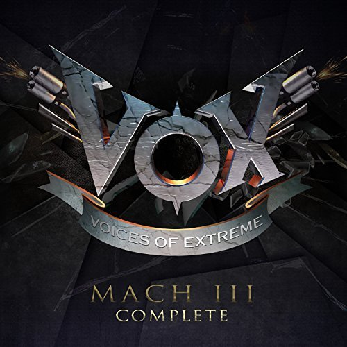 VOICES OF EXTREME Mach III Complete (2018) Hard Rock USA 15267110