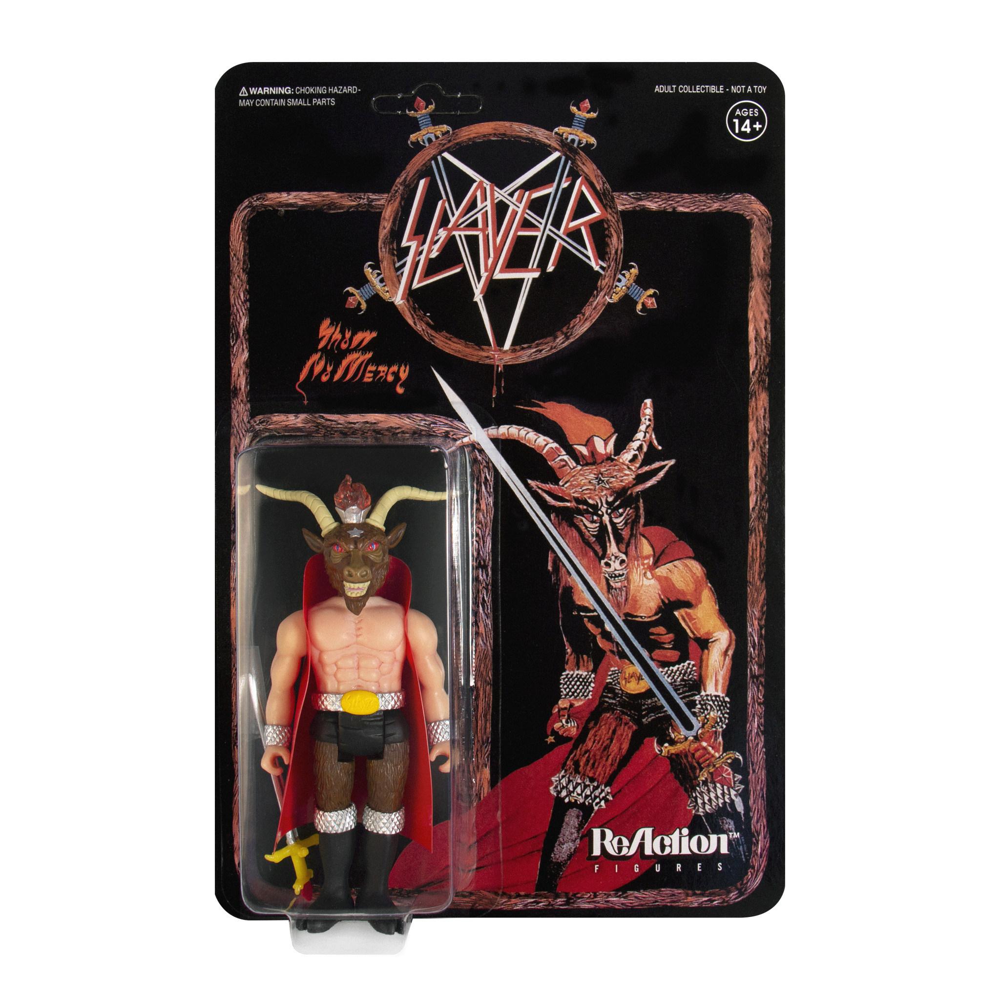 La figurine Baphomet de SLAYER à nouveau disponible mais déjà Sold Out ! 15489710