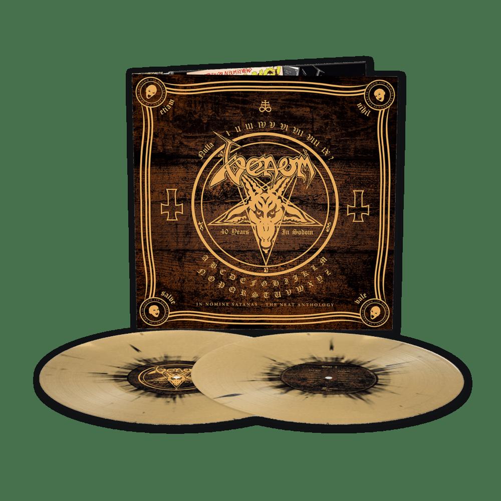 Coffret en vinyle de luxe : VENOM In Nomine Satanas (2019) 40ème anniversaire ! 15562910