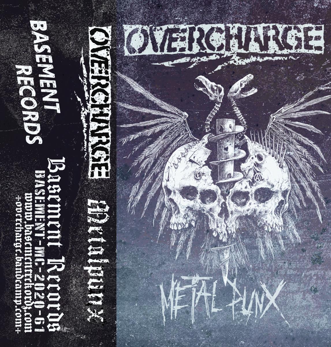 OVERCHARGE Metalpunx (2020) Metal Punk ITALIE 15621510