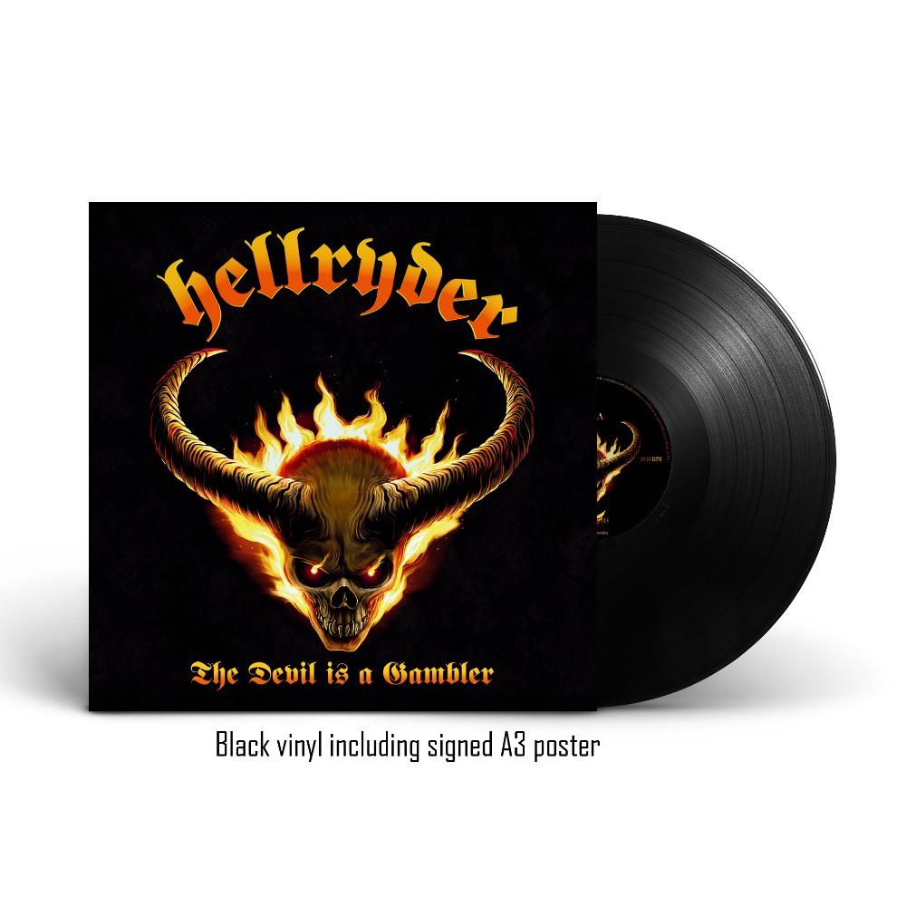 HELLRYDER (Heavy Metal)The Devil Is A Gambler, le 28 Mai 2021 15866510