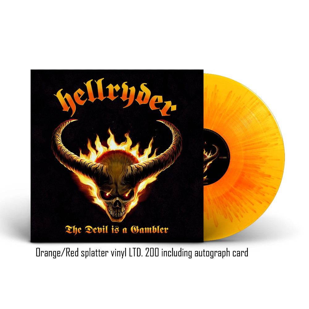 HELLRYDER (Heavy Metal)The Devil Is A Gambler, le 28 Mai 2021 15898710