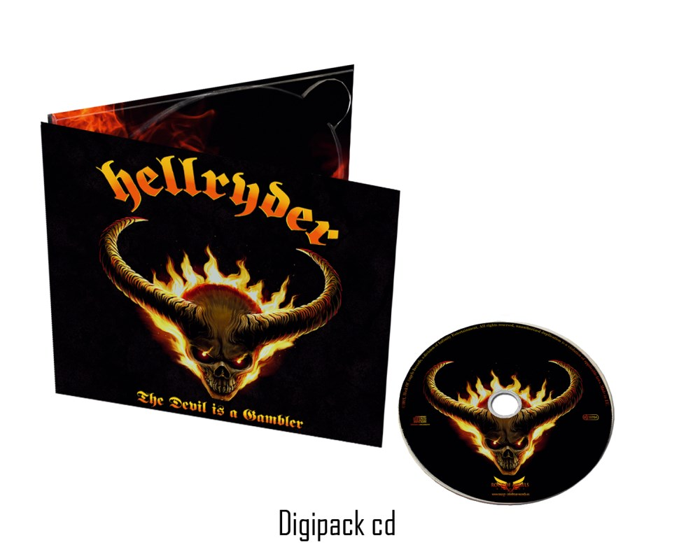 HELLRYDER (Heavy Metal)The Devil Is A Gambler, le 28 Mai 2021 15918110