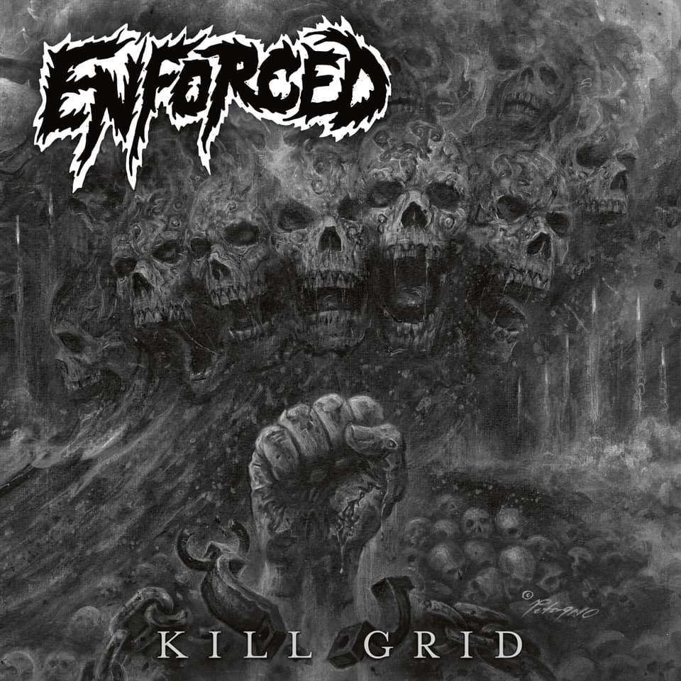 ENFORCED Kill Grid (2021) Thrash/Crossover U.S.A 15984410