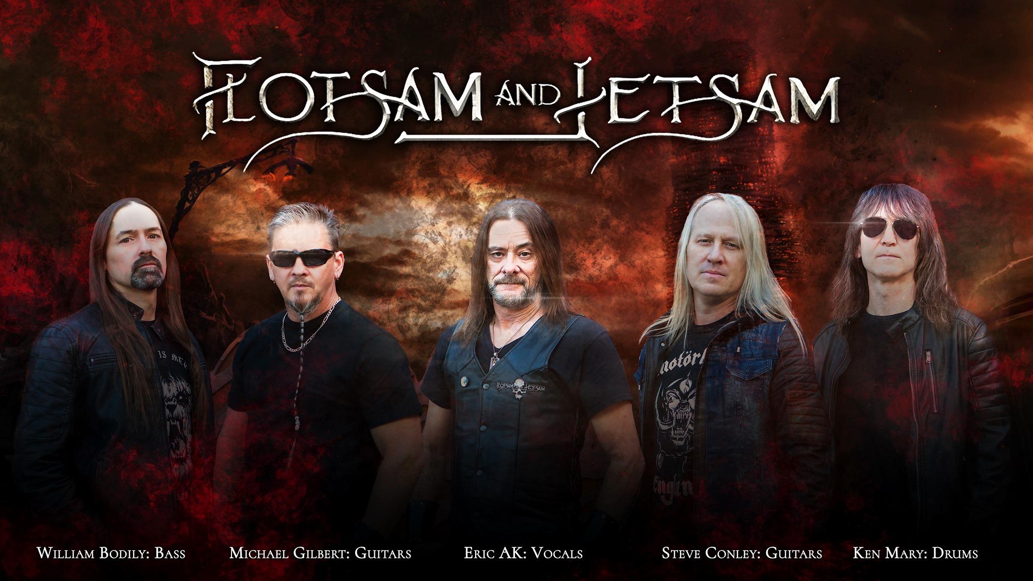 FLOTSAM et JETSAM Blood In The Water (2021) Heavy/Speed U.S.A 16133710