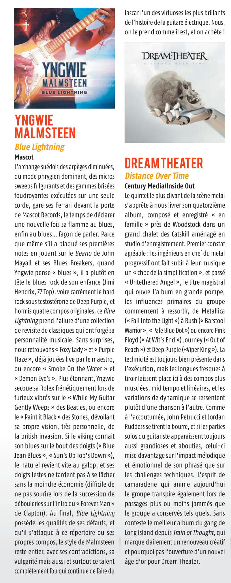Les NEWS du METAL en VRAC ... - Page 33 162