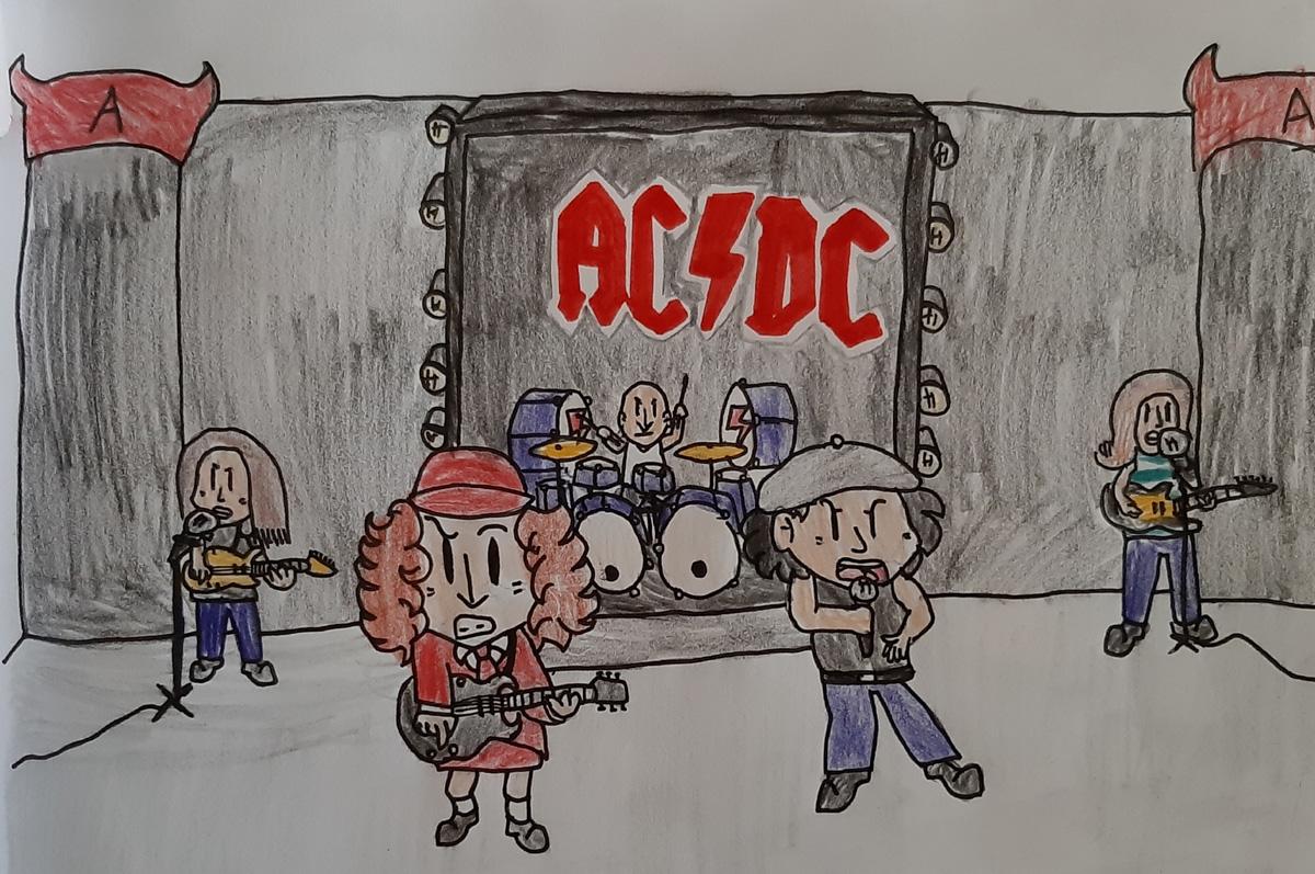 AC/DC célèbre l'anniversaire de HIGHWAY TO HELL (40 ans) avec des vidéos historiques ... 163