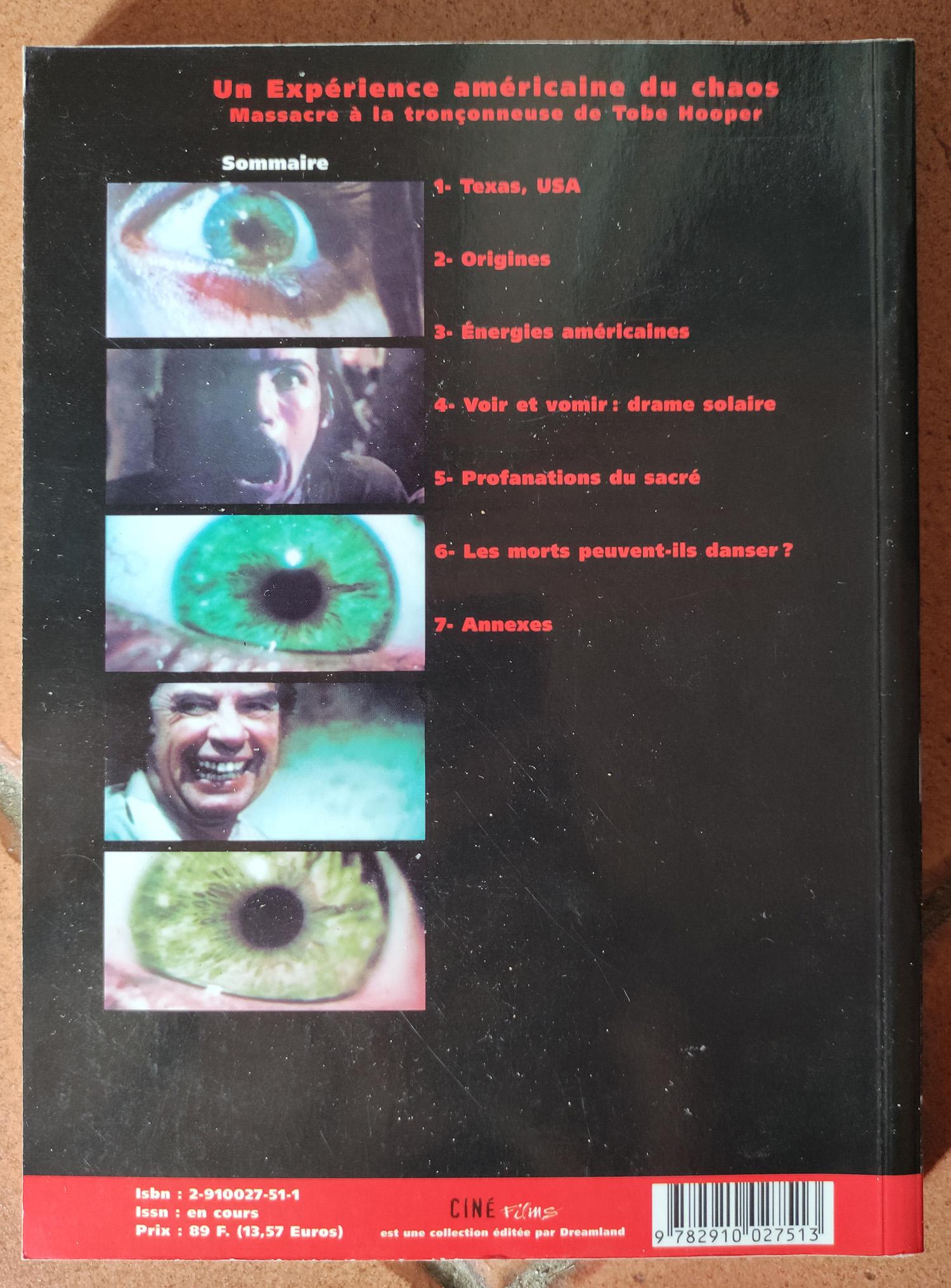Livres,musiques, jeux, films, courts métrages de l'horreur et de l'épouvante ... 16332010