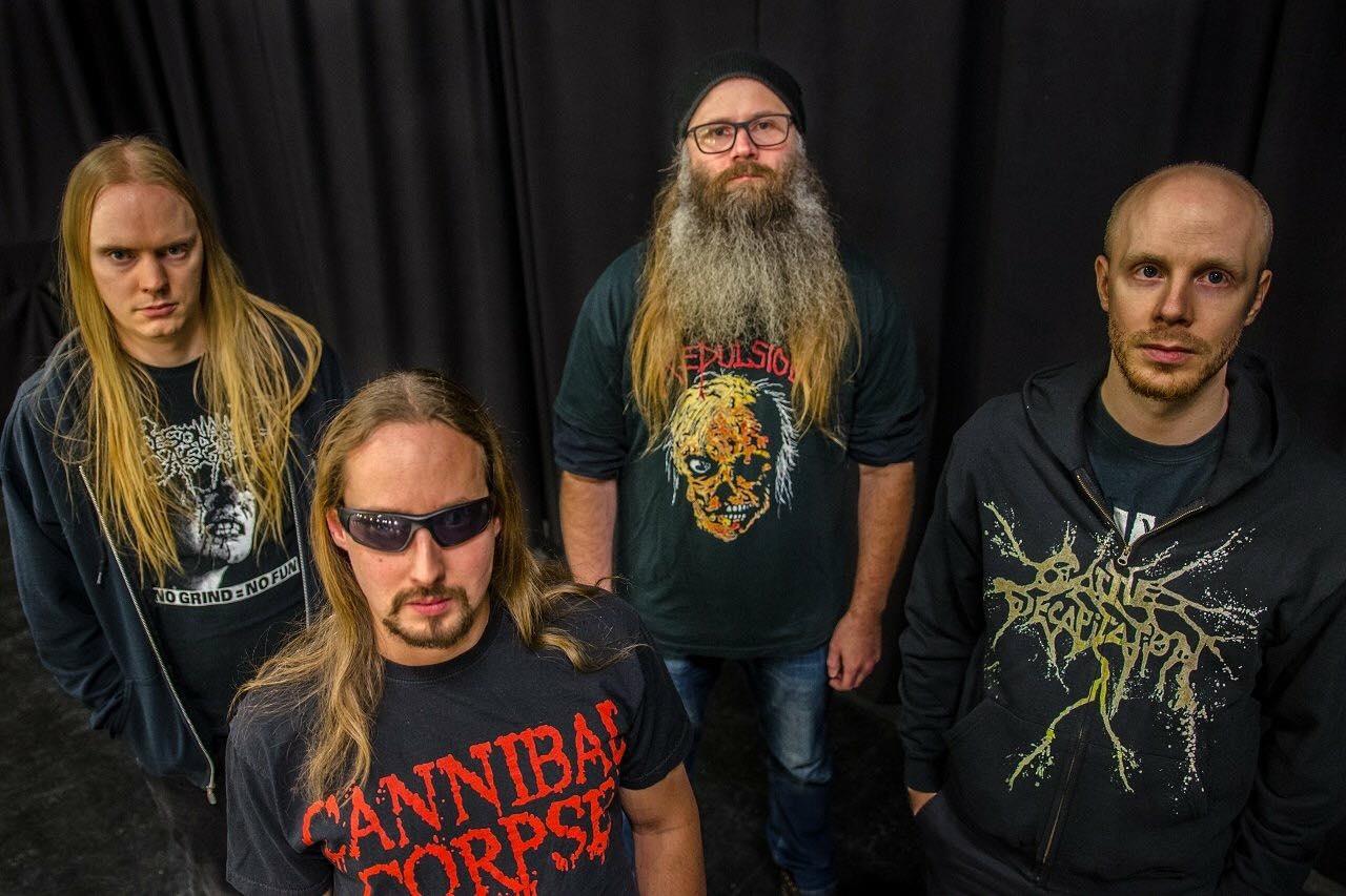 DERANGED Deeds Of Ruthless Violence (2020) Death Metal Suède 16463410