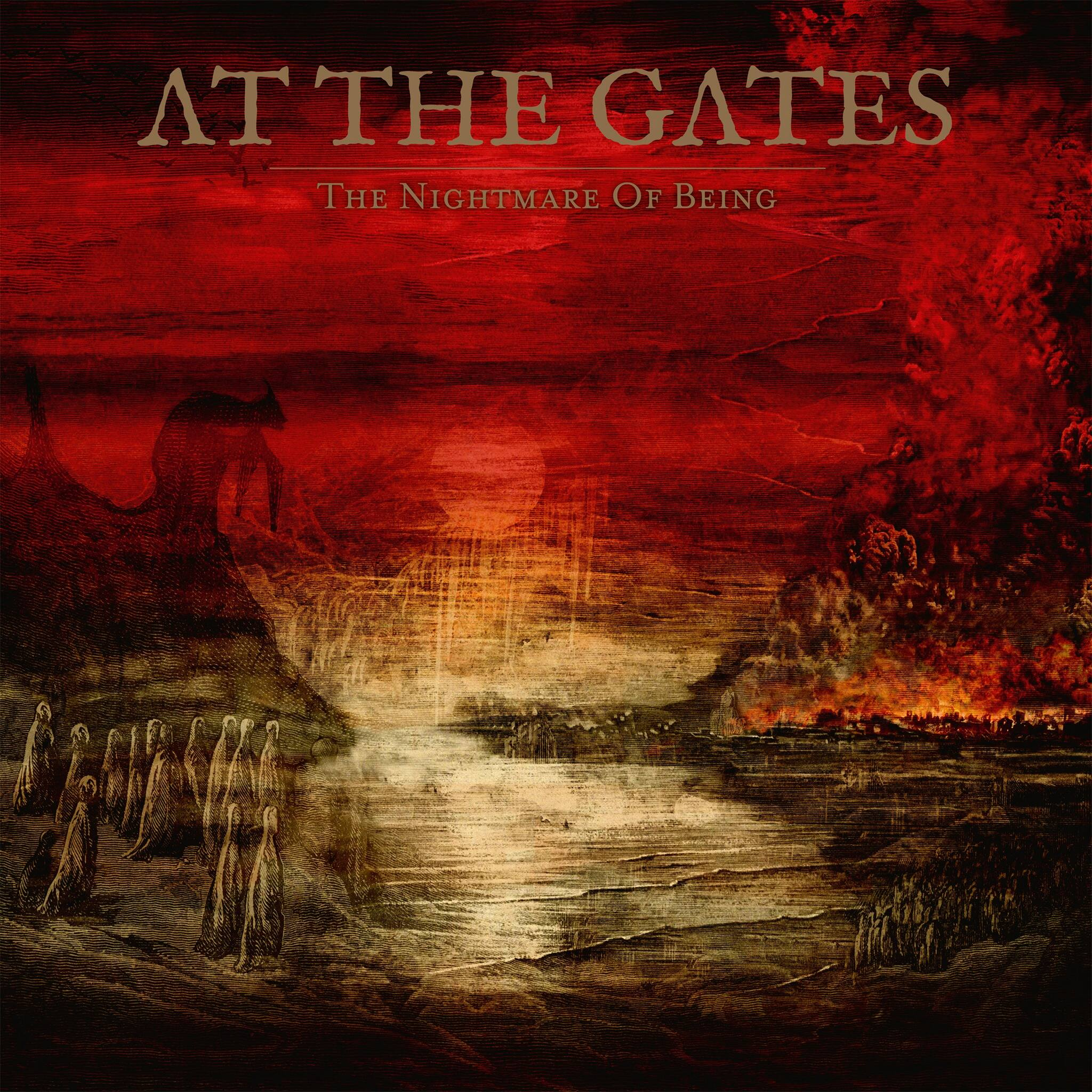AT THE GATES The Nightmare Of Being (2021) Melodic Death Metal (Suède) 16786610