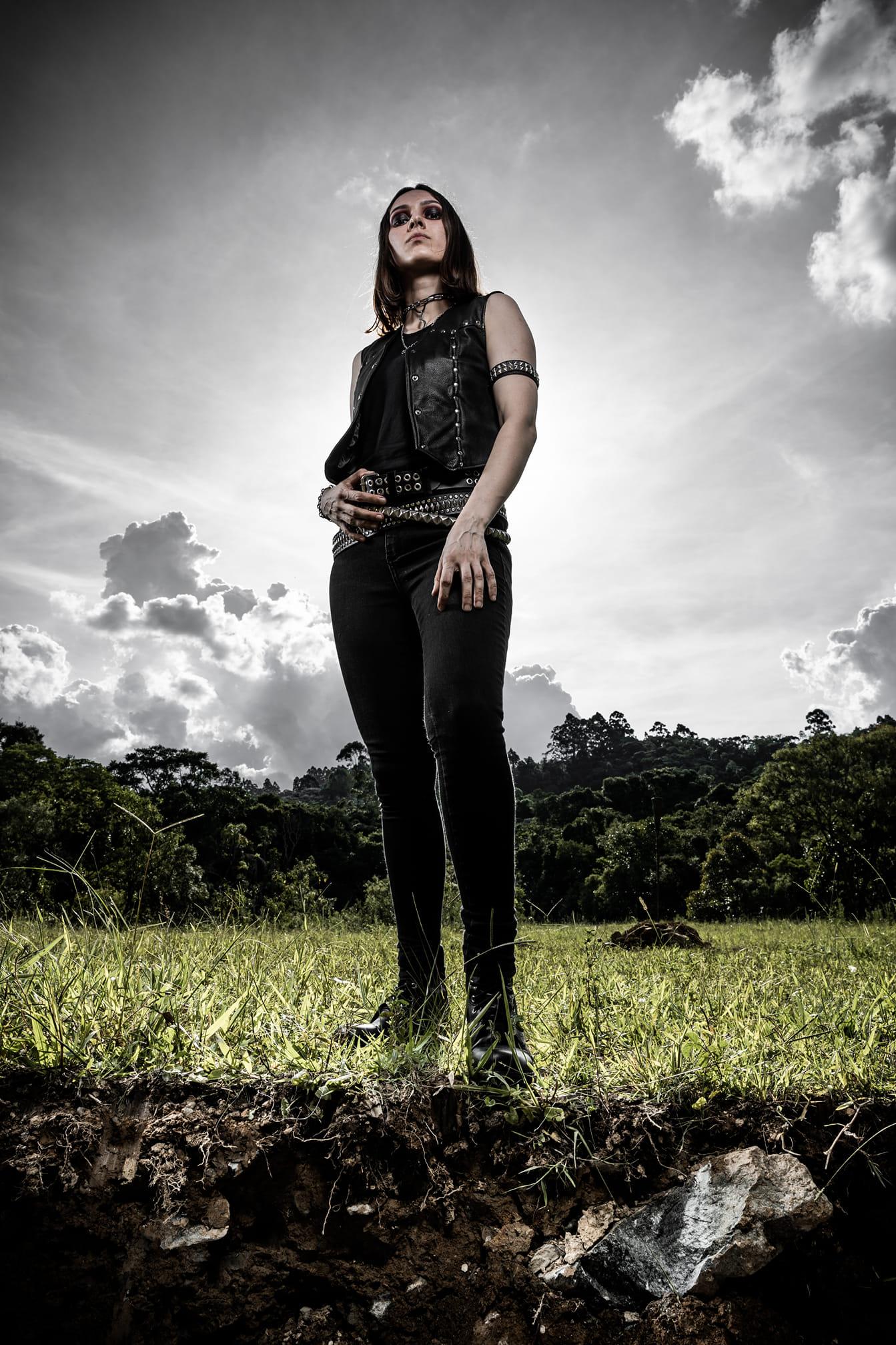 CRYPTA Echoes Of The Soul (2021) Death Metal Brésil 16795710
