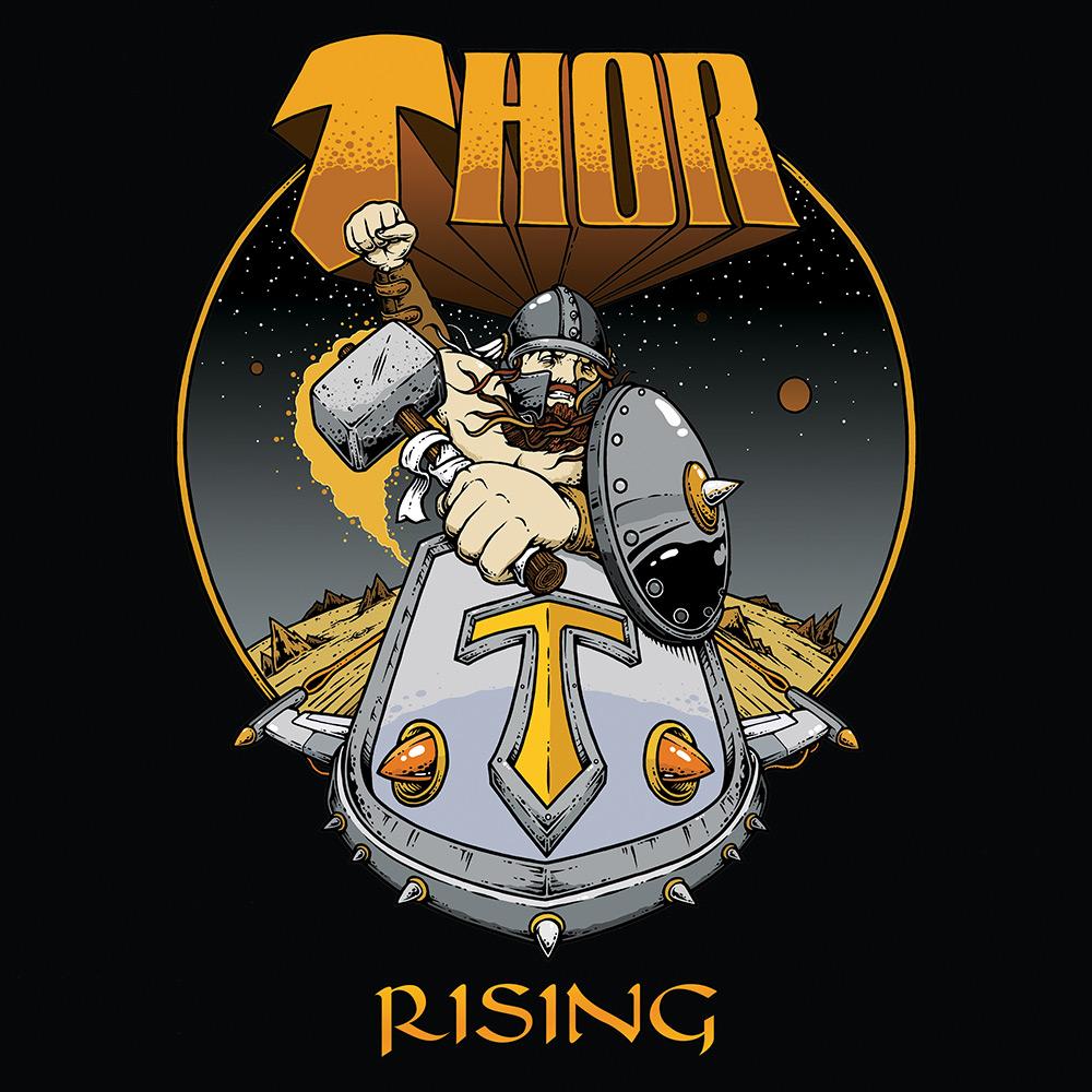 THOR Rising (2020) Heavy Metal U.K 1682-t10