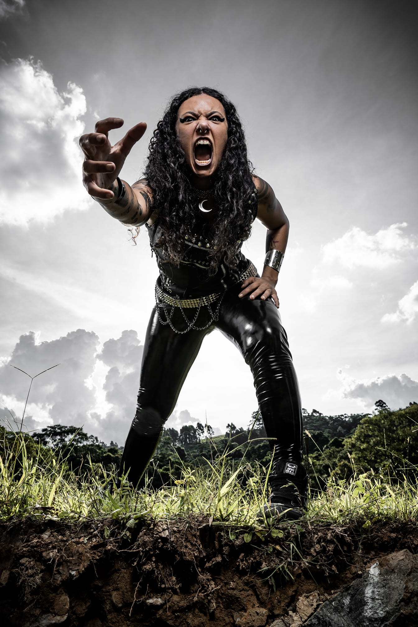 CRYPTA Echoes Of The Soul (2021) Death Metal Brésil 16832510