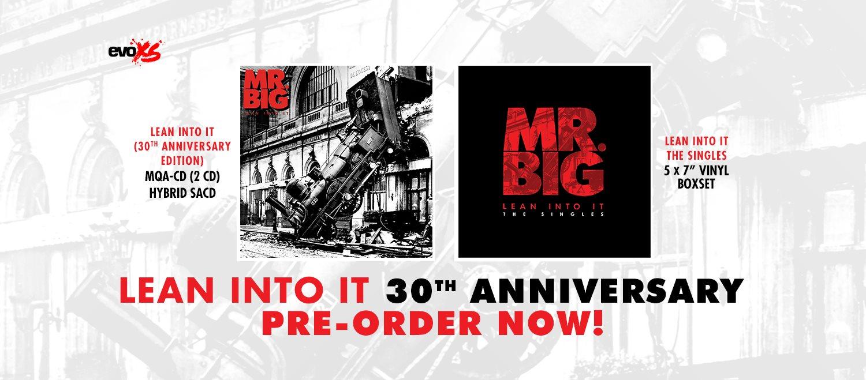 MR BIG Lean Into It (1991/2021) Réédition 30ème anniversaire 16965010