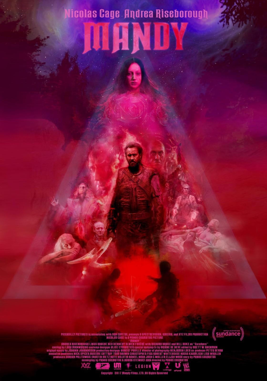 MANDY (2018) Film d'horreur passé inapperçu mais qui vaut son pesant d'or ! 17585510