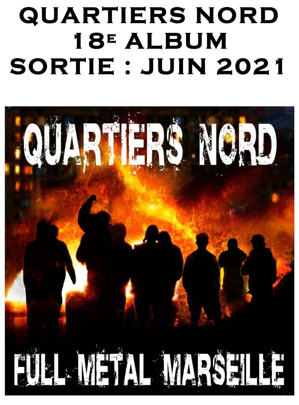QUARTIERS NORD Full Métal Marseille (2021) Hard-Rock Marseille 17835210