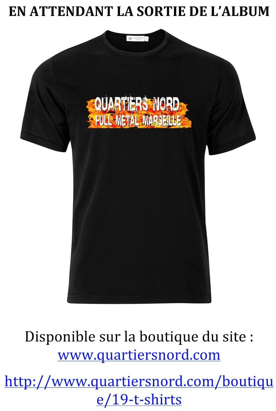 QUARTIERS NORD Full Métal Marseille (2021) Hard-Rock Marseille 17943610