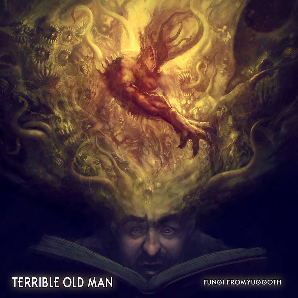 TERRIBLE OLD MAN Fungi From Yuggoth (2017) Hard-Rock ALLEMAGNE 19105710