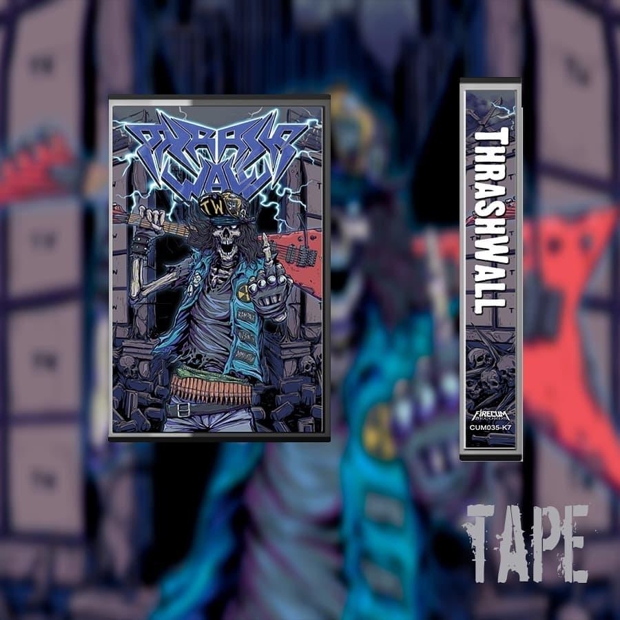 THRASHWALL Thrashwall (2020) Thrash Metal Portugal 19143310