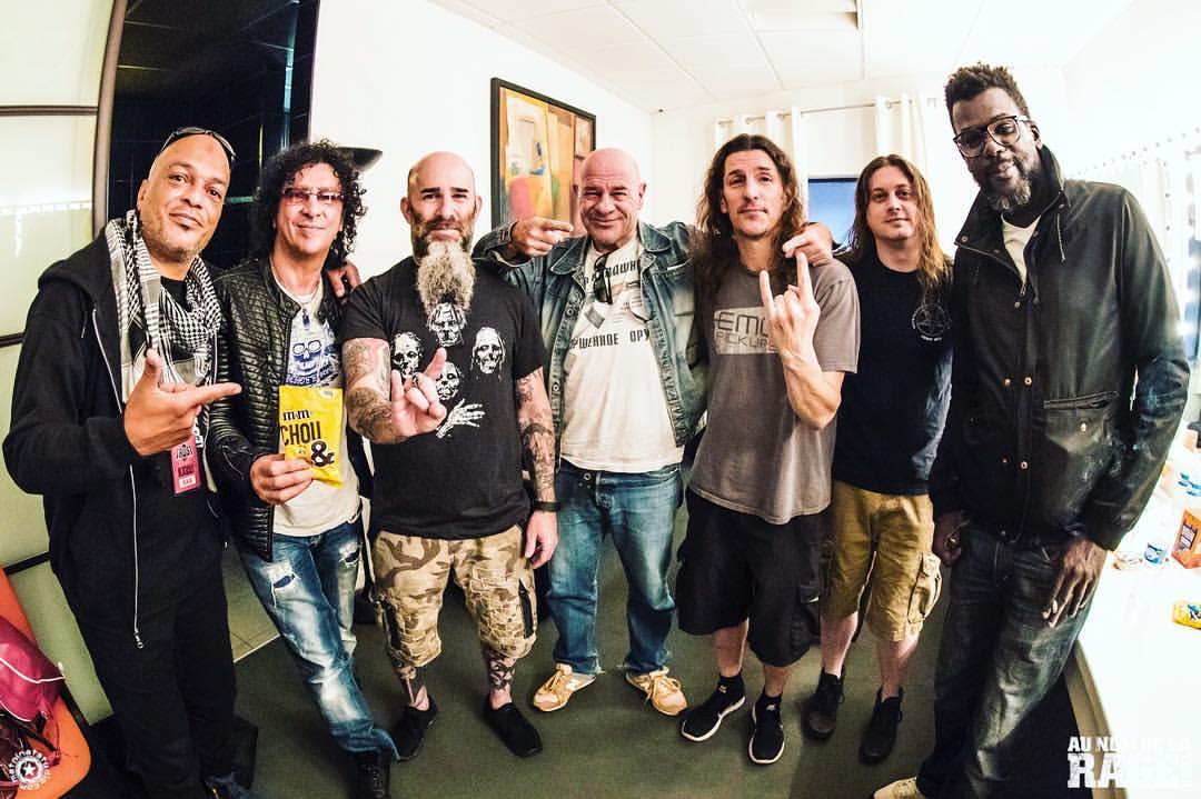 TRUST 'Live Hellfest 2017' (2017) CD+DVD 19264310