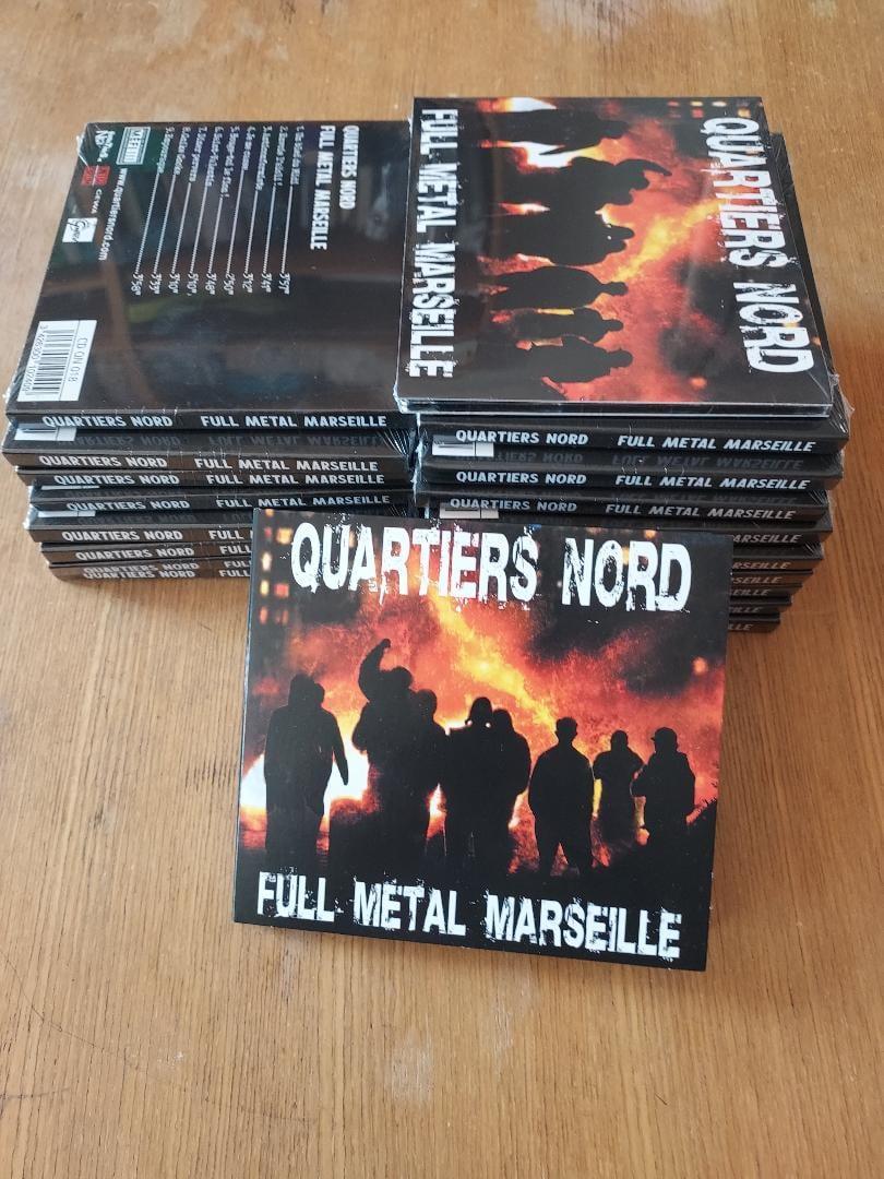 QUARTIERS NORD Full Métal Marseille (2021) Hard-Rock Marseille 19784310