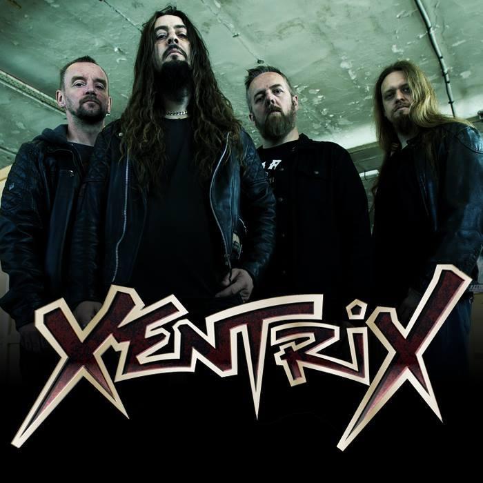 XENTRIX Bury The Pain (2019) Thrash Angleterre 20106210