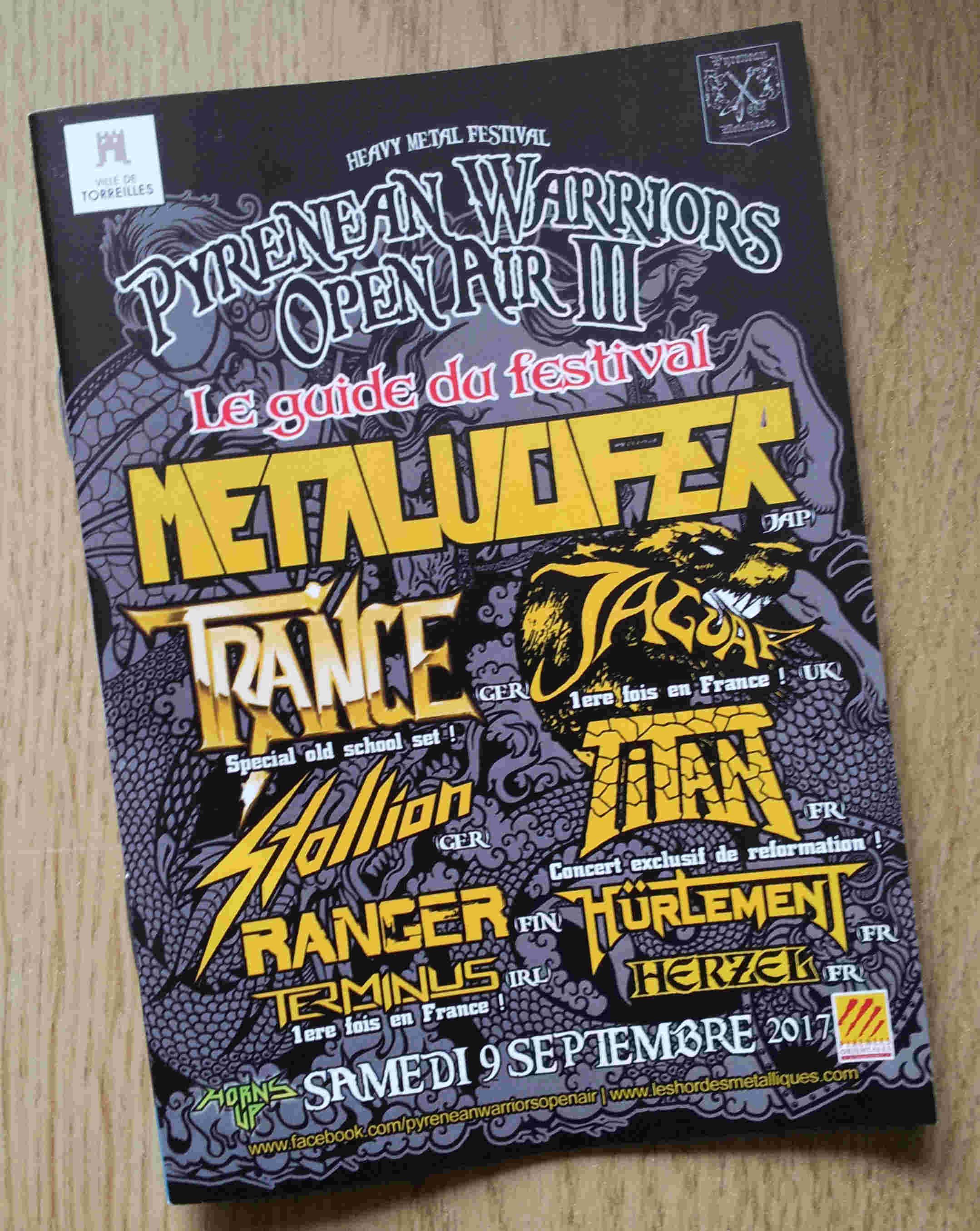HERZEL Unis dans la gloire (2015) Heavy Metal Quimper 20171018