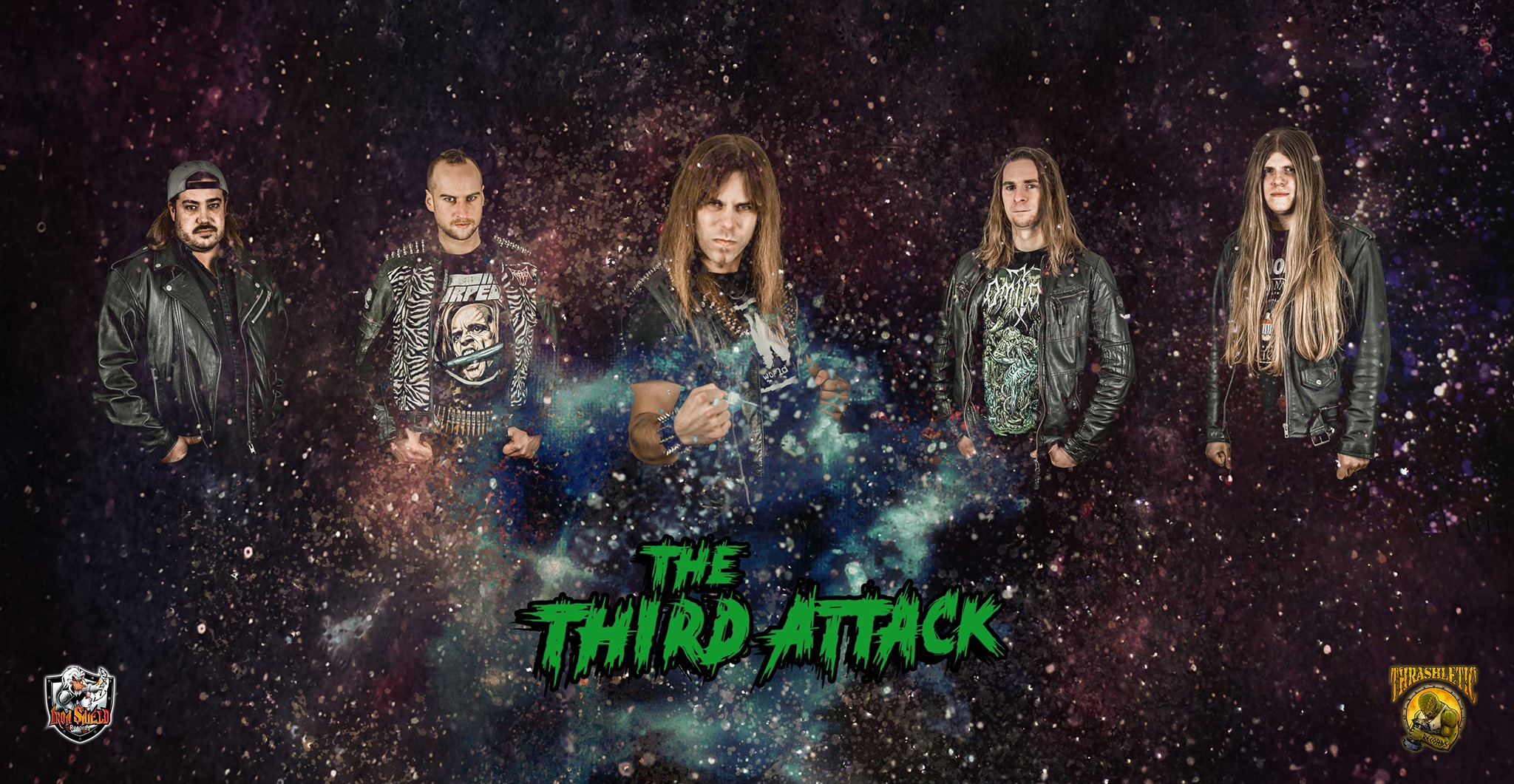 RAVAGER The Third Attack (2021) Thrash Allemagne 20218310