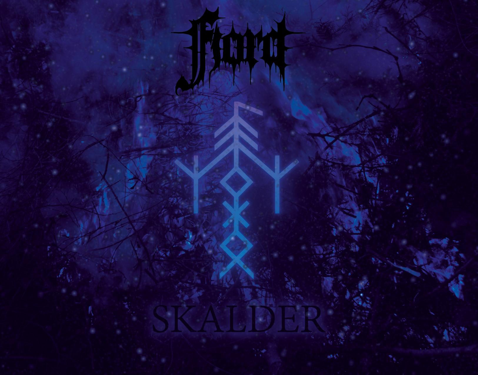 FJORD Skalder (2021) Folk Black Metal Suède 20307810