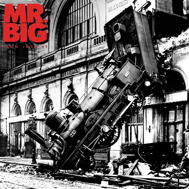 MR BIG Lean Into It (1991/2021) Réédition 30ème anniversaire 20500310