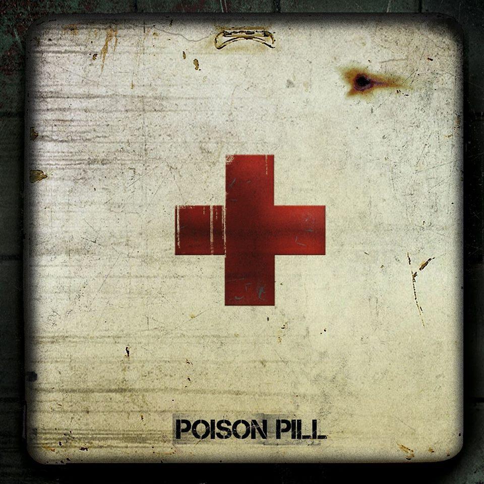 POISON PILL Poison Pil (2017) Heavy Metal Suède 21032410