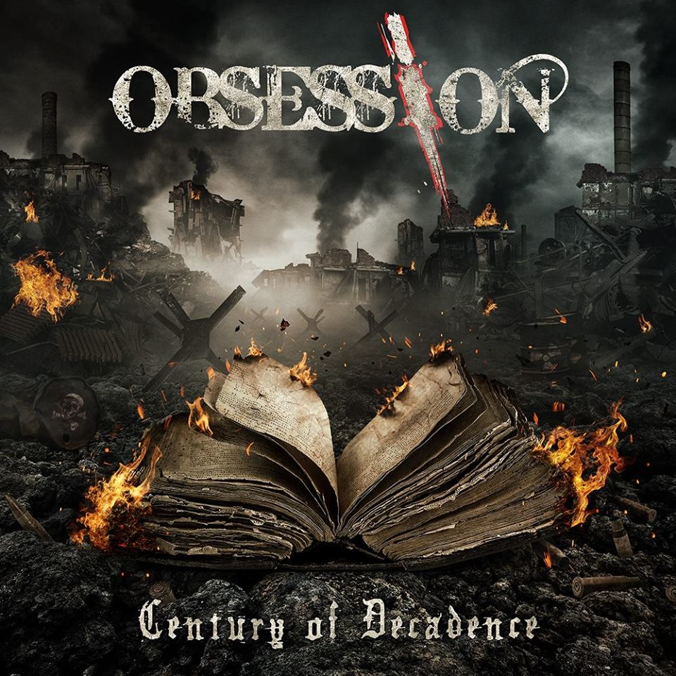 OBSESSION Century of Decacence (2017) Thrash Lons le Saunier 21272210