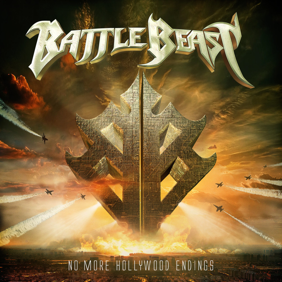 BATTLE BEAST No More Hollywood Ending (2019) Heavy Metal FINLANDE  21289010