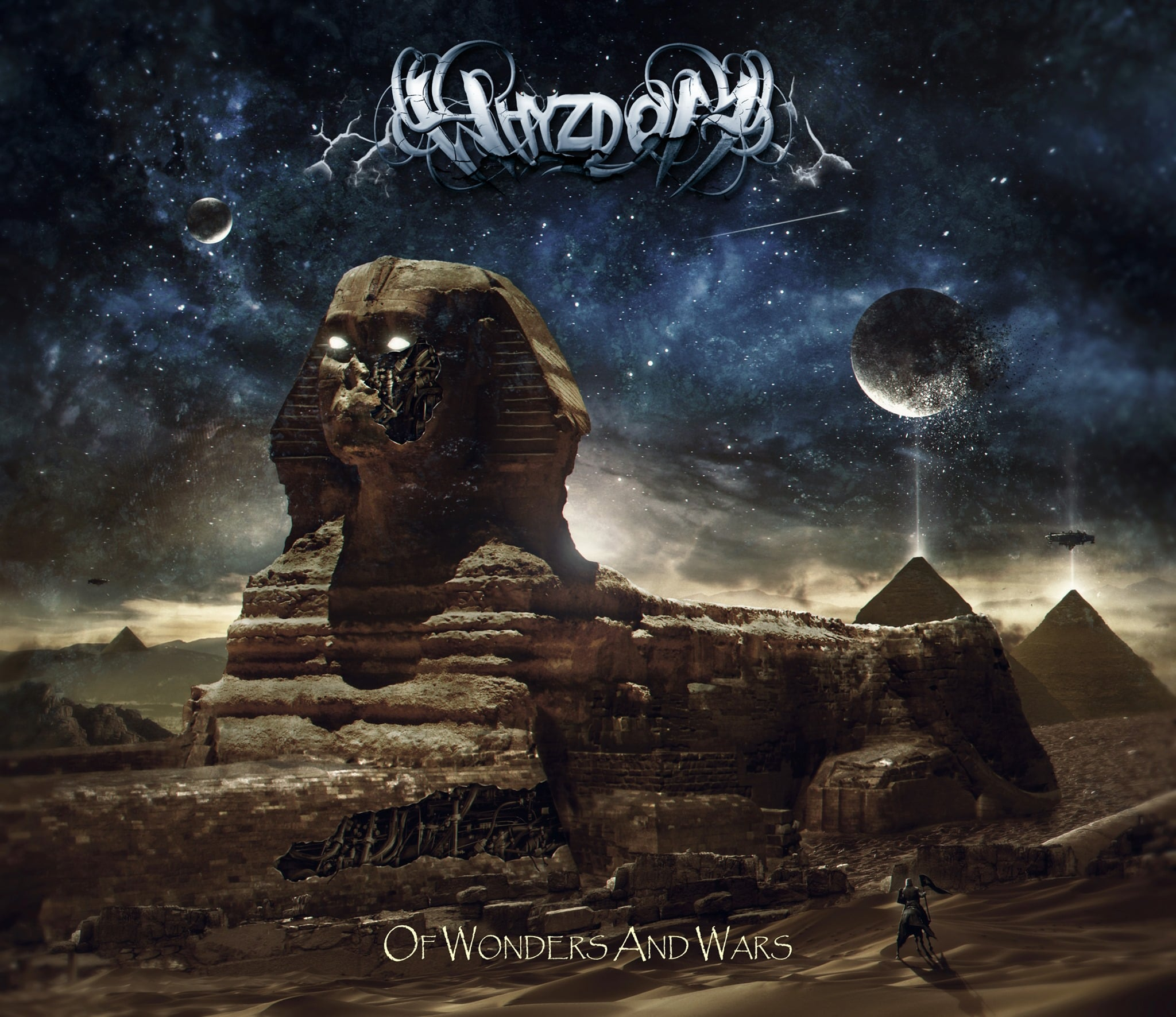 WHYDOM Of Wonders and War (2021) Metal Symphonique  21443310