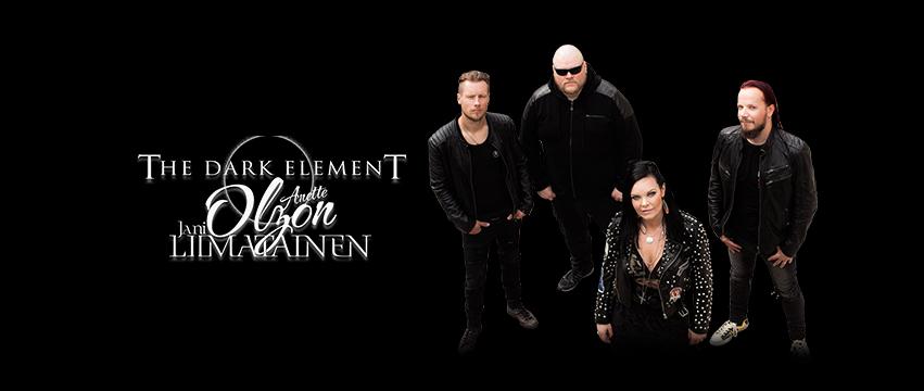 THE DARK ELEMENT Live at Ilmajoen musiikkijuhlat le 15 juin 2018 FINLANDE 21740610