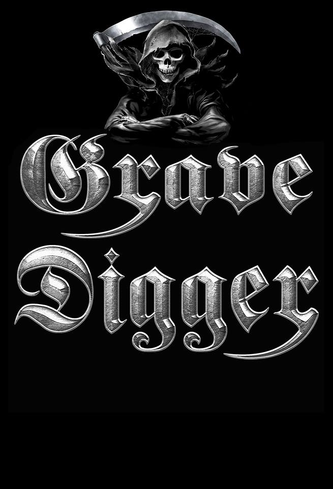 GRAVE DIGGER The Living Dead (2018) Heavy/Power ALLEMAGNE 22007610