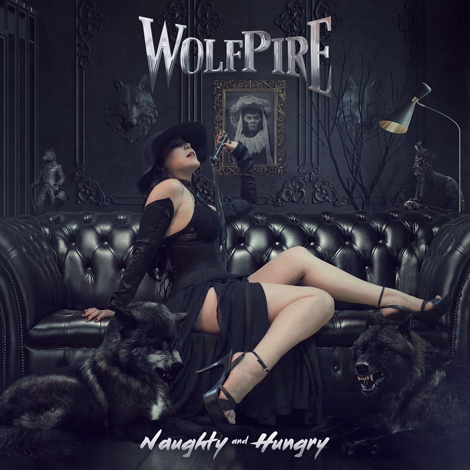 WOLFPIRE Naughty and Hungry (2017) Hard-Rock Brésil 22228010