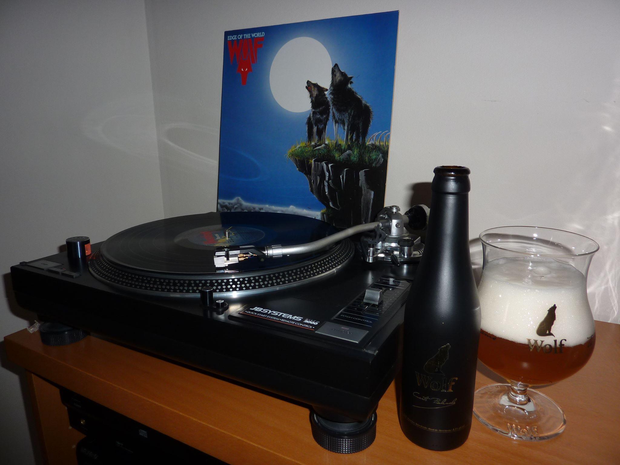 WOLF Edge Of The World (1982) NWOBHM / Heavy Metal 22519710