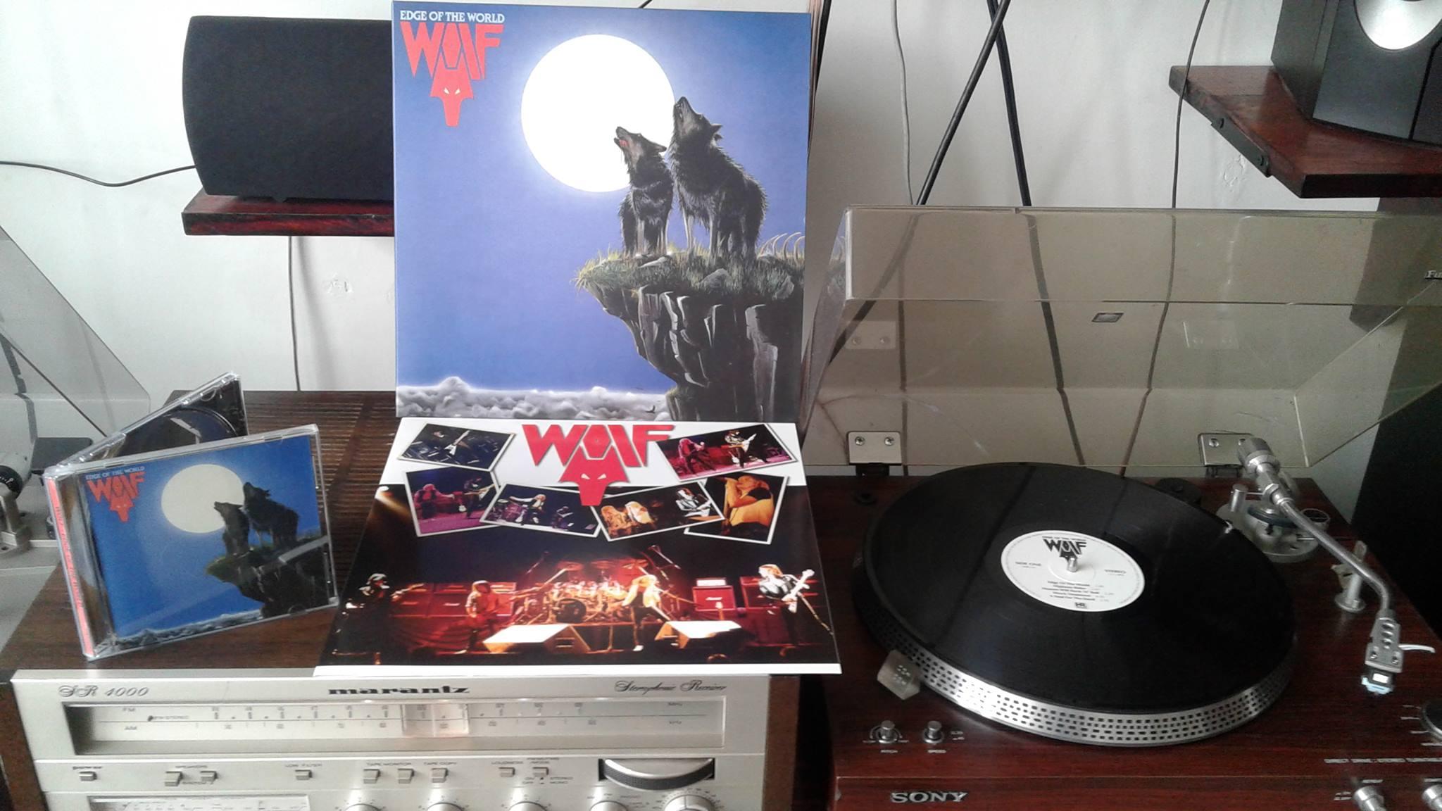 WOLF Edge Of The World (1982) NWOBHM / Heavy Metal 22538910