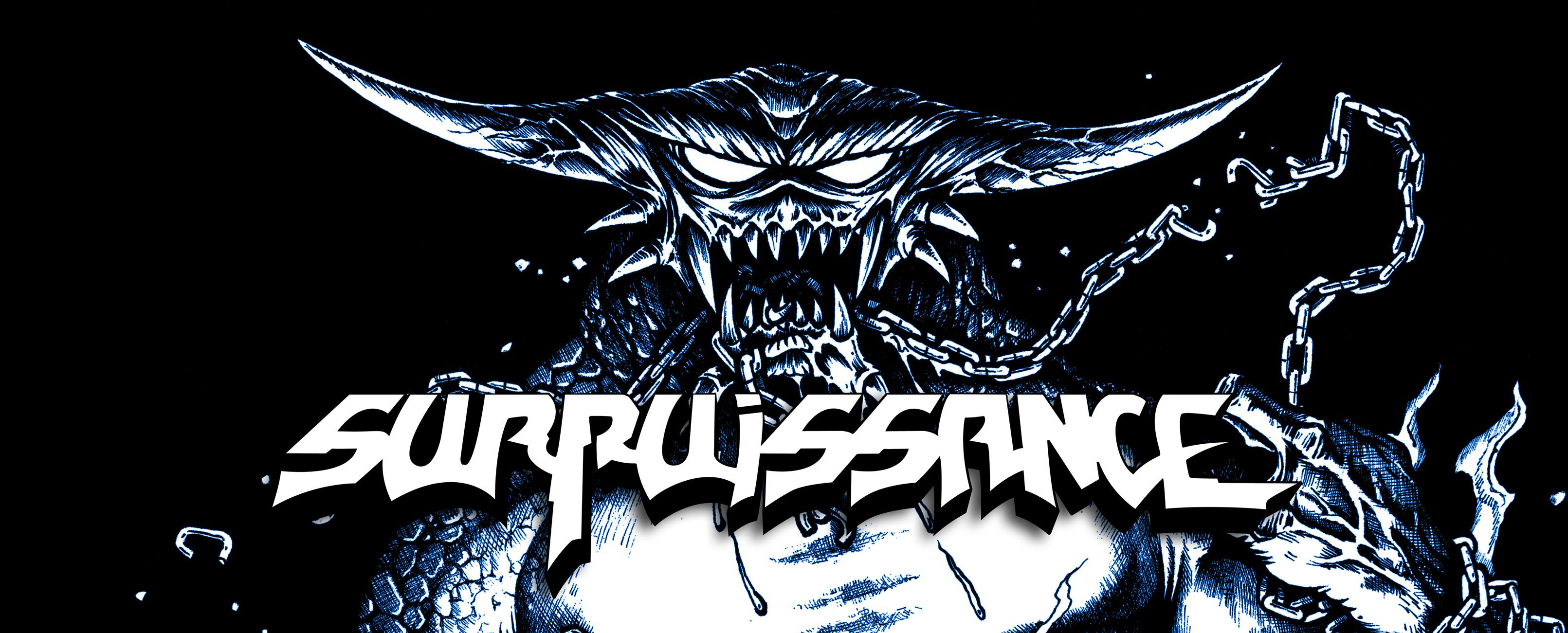 "Surpuissance ""Dévastation"" thrash heavy métal 2019 22550411"