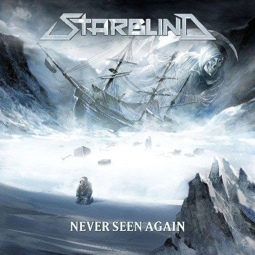 STARBLIND Never Seen Again (2017) Heavy Metal Suède 22552310