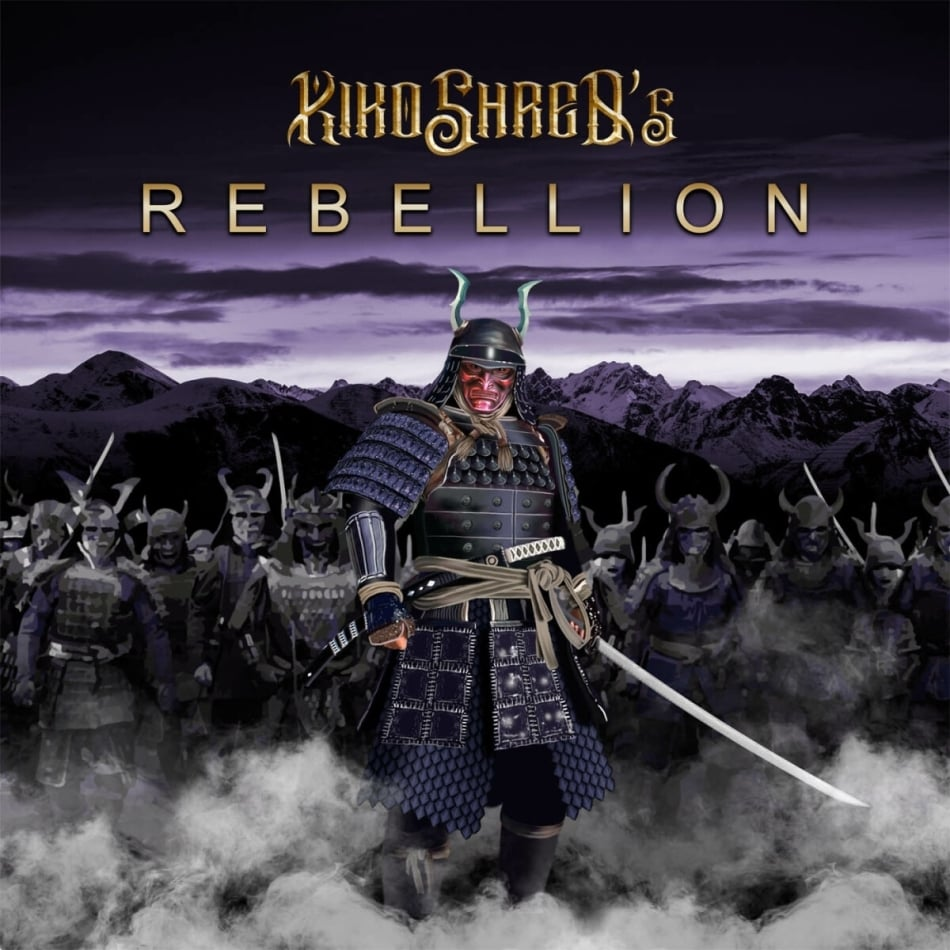 KIKO SHRED'S Rébellion (2021) Heavy/Power Metal Brésil 22851710