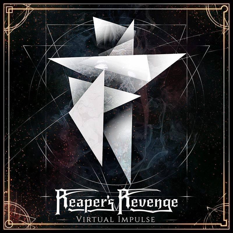 REAPER'S REVENGE Virtual Impulse (2018) Heavy Metal ALLEMAGNE 23031710